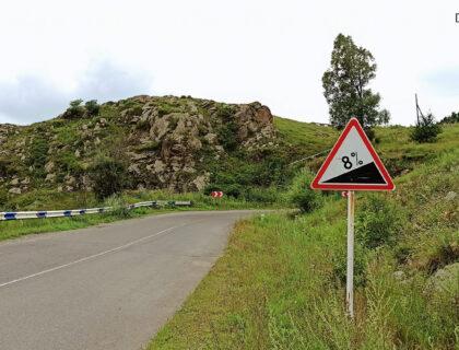 Stepanavan-Alaverdi road