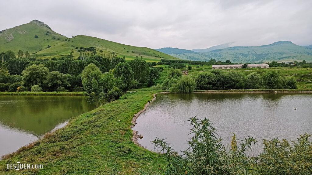 Vardablur Lakes, Lori Region of Armenia