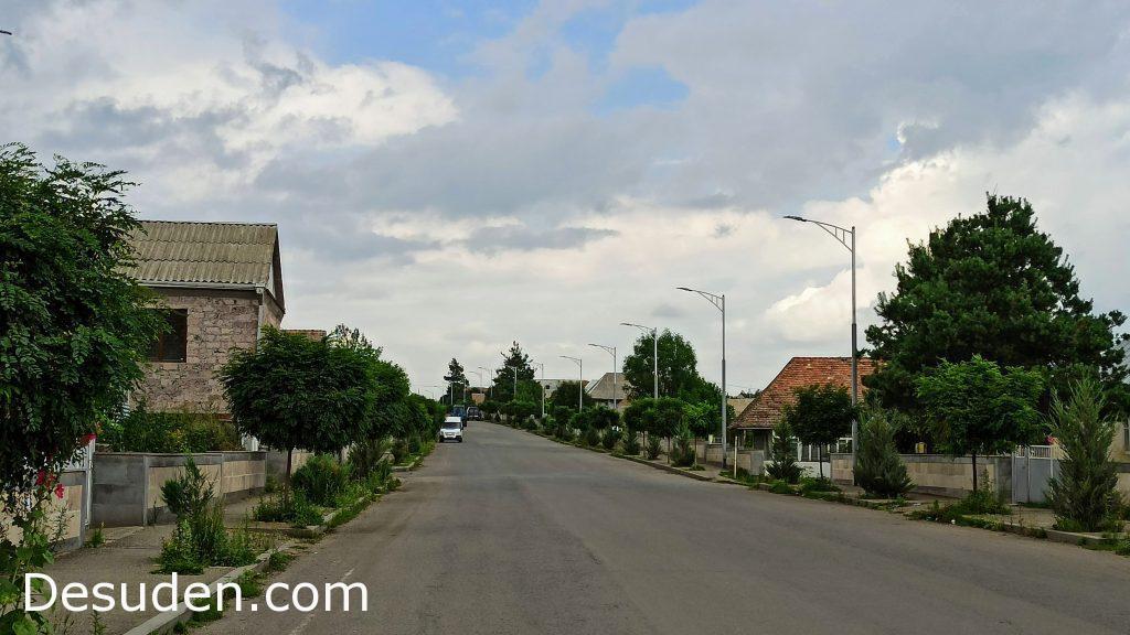 Tashir city, Yerevanyan Street View