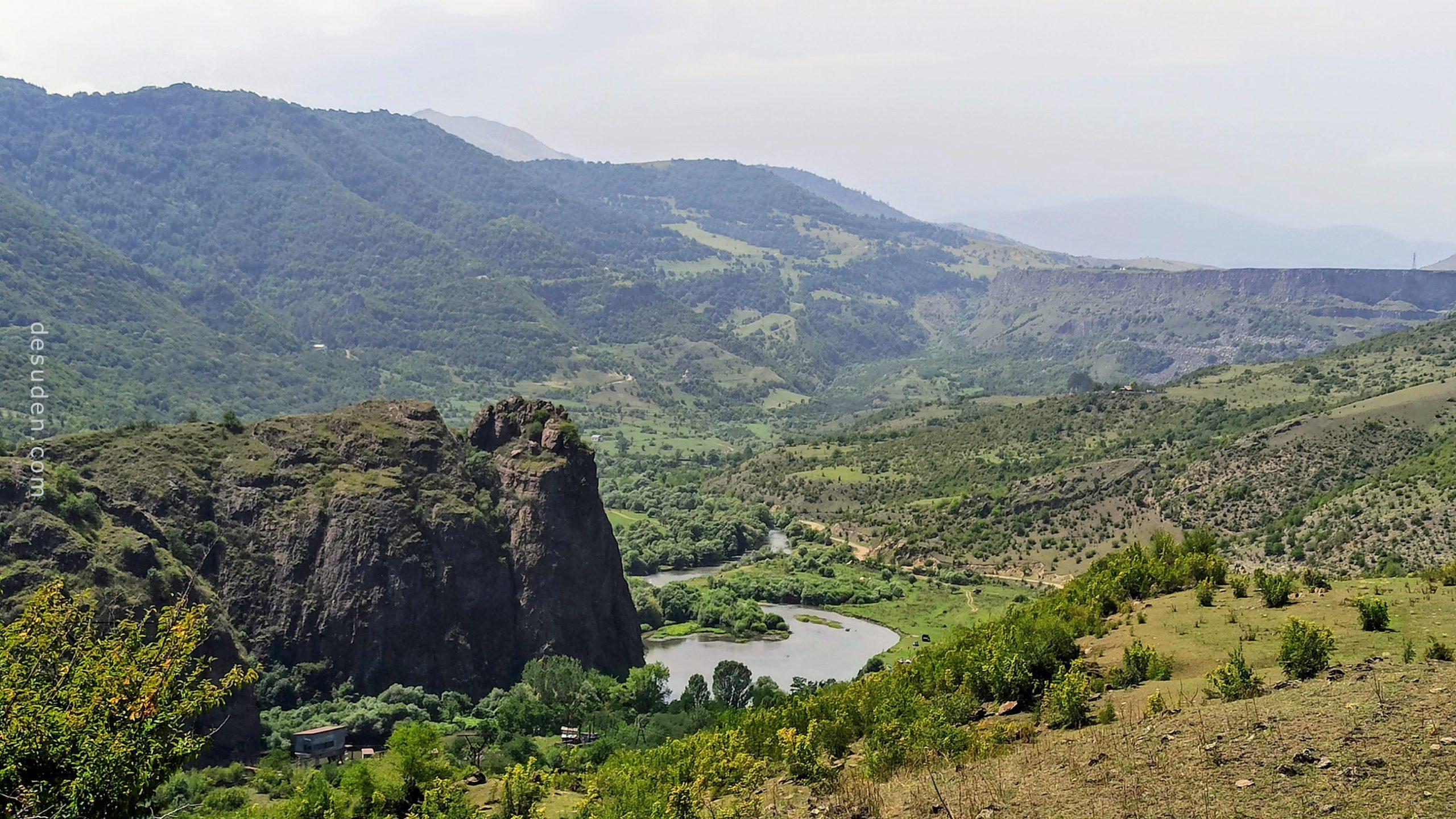 Arevatsag canyon - Ghachaghan