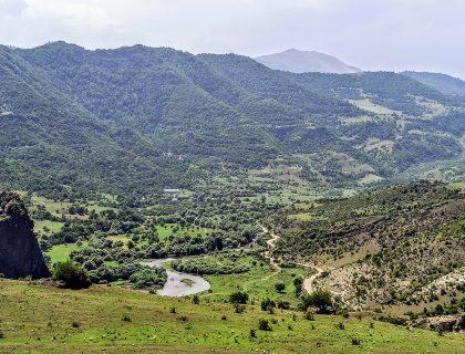 Ghachaghani Dzor - Arevatsag Canyon