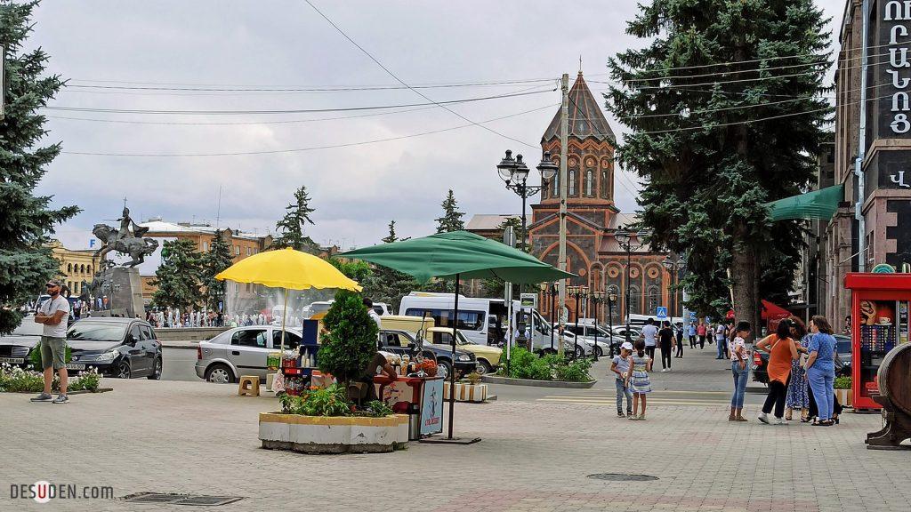 I love Gyumri like this