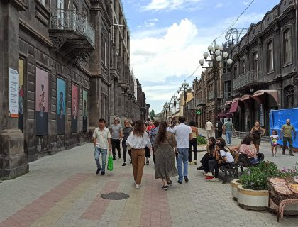 This is how Gyumri should be
