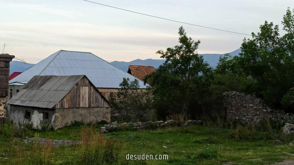 House of The village of Lejan