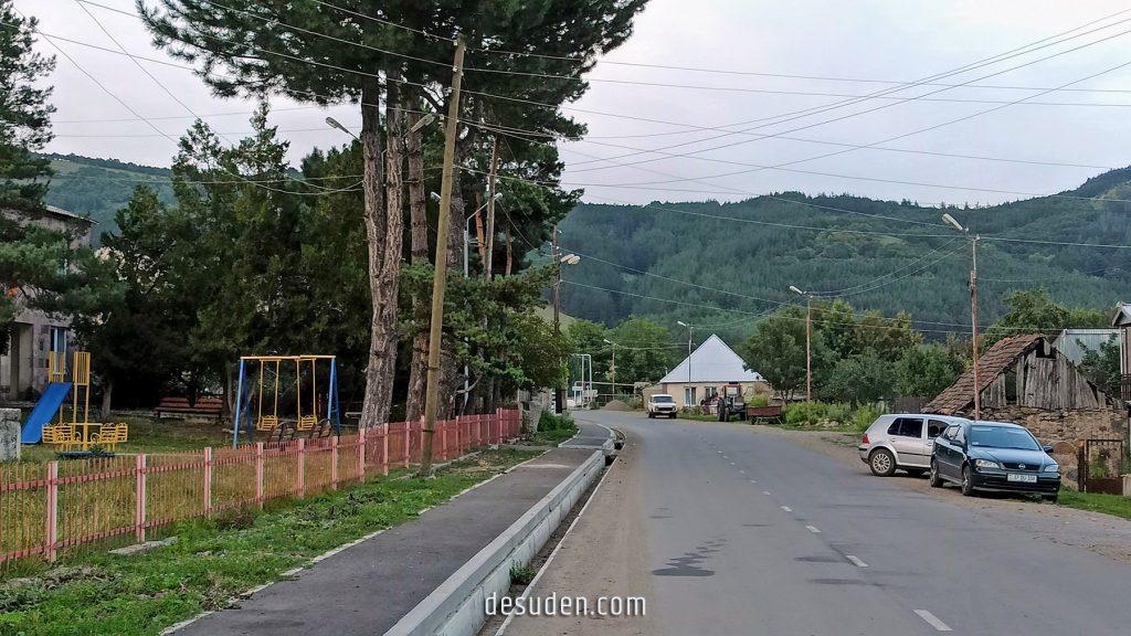 The village of Lejan