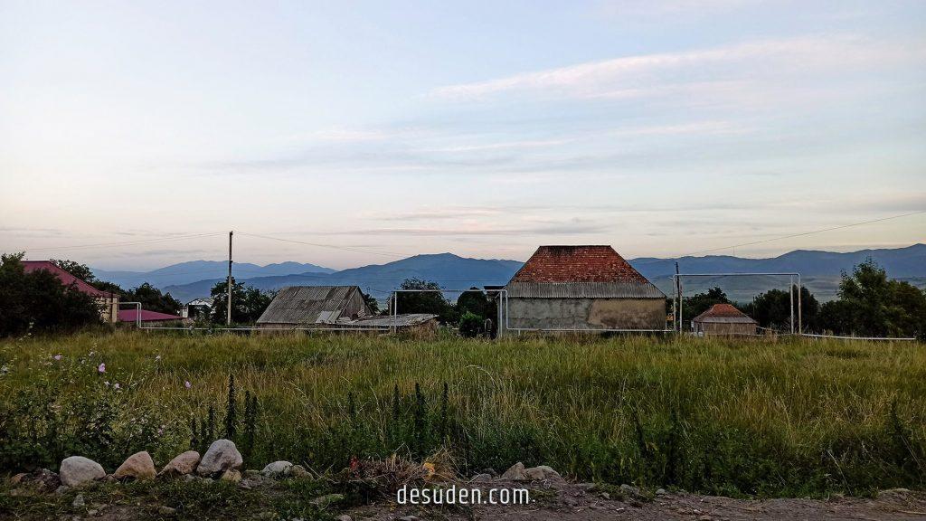 Lejan village view, Lori region of Armenia