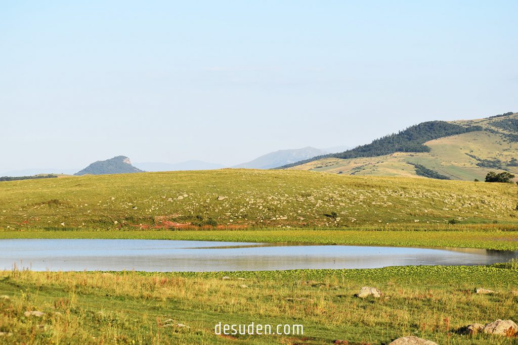 Lake Urasar, Lori region of Armenia